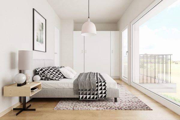 Makuuhuone 101 m2