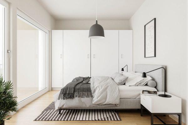 Makuuhuone 134 m2