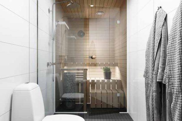Kylpyhuone 67 m2