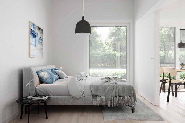 Makuuhuone 78 m2